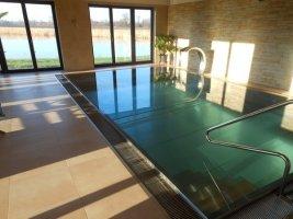 Nerezový vnitřní bazén