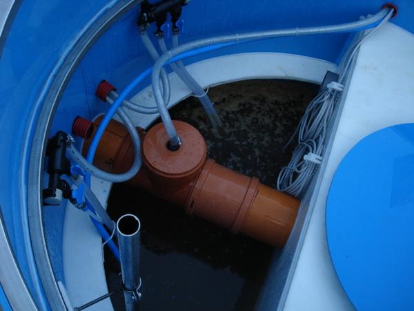 Membránová čistička odpadních vod