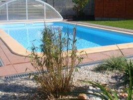 Plastový bazén 1