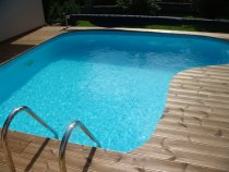 Plastový bazén 5