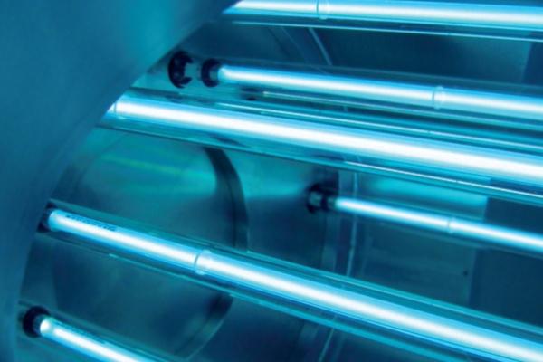 Úprava vody UV zářením